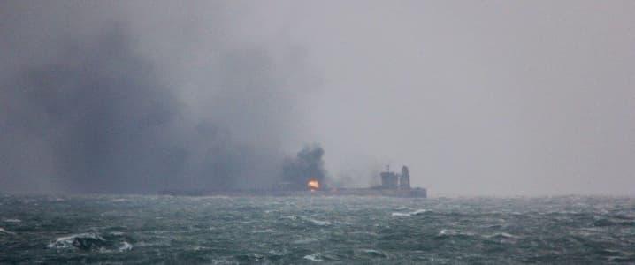 Sanchi tanker