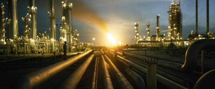 oil export terminal