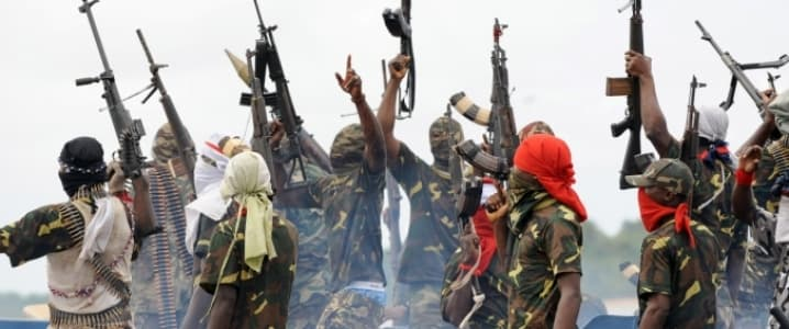 Nigerian Militants Threaten to Bomb More Oil Facilities in Three Days