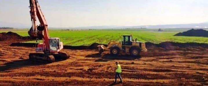 Zion Oil Construction