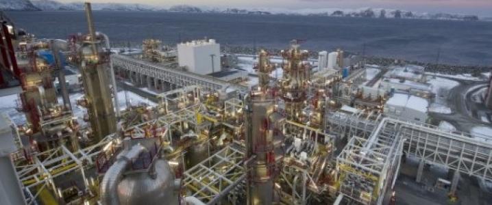 LNG arctic