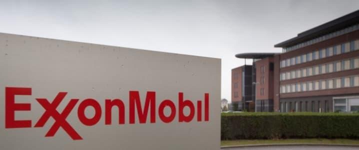 Exxon Mobil building