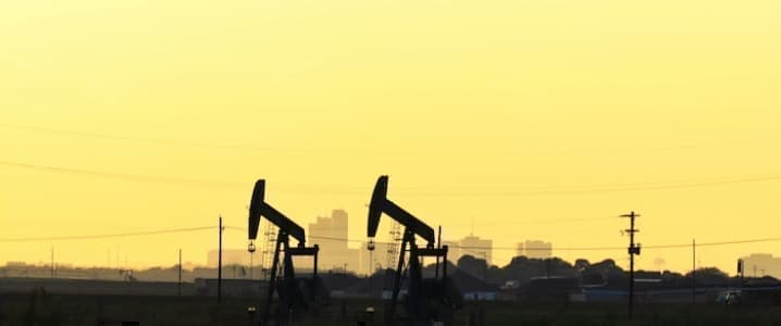 Unlikely Oil Region