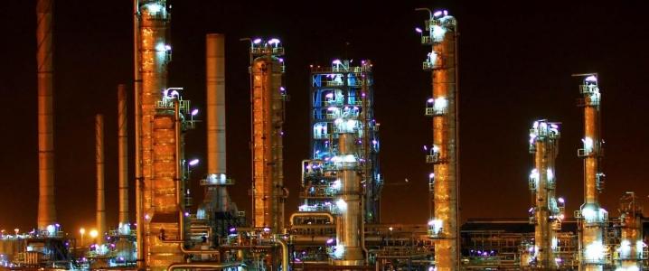refinery Iran