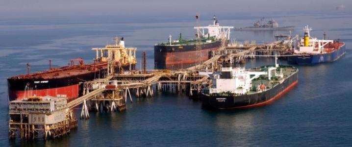 Basrah oil terminal