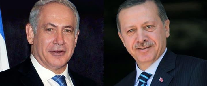 Erdogan and Netanyahu