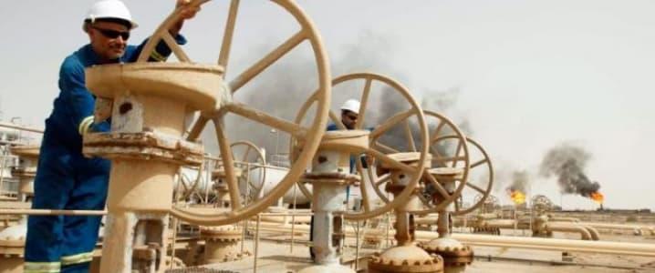 Wafra Oil Field