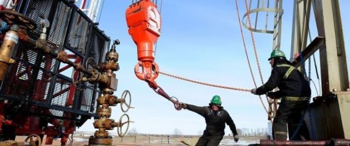 Lifting at a rig
