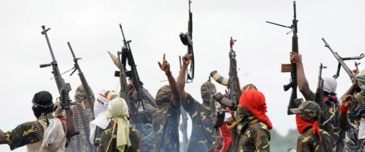 Niger Delta forces