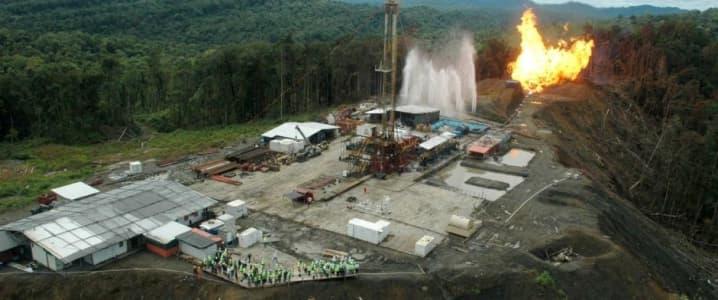 Papua New Guinea LNG