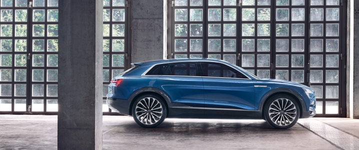 68dc3fdb4b Germany s Audi has canceled a scheduled event in Brussels in August to  launch its all-electric SUV