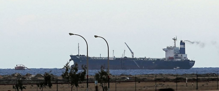 Libya oil port