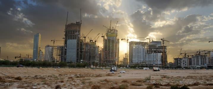 Saudi Arabia construction