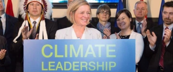 Alberta Carbon Taxes