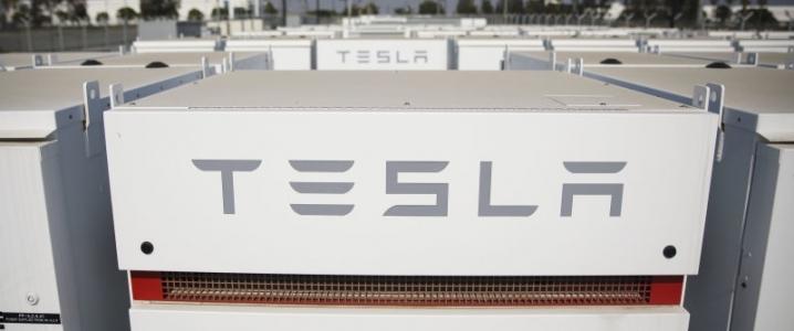 Tesla power pack