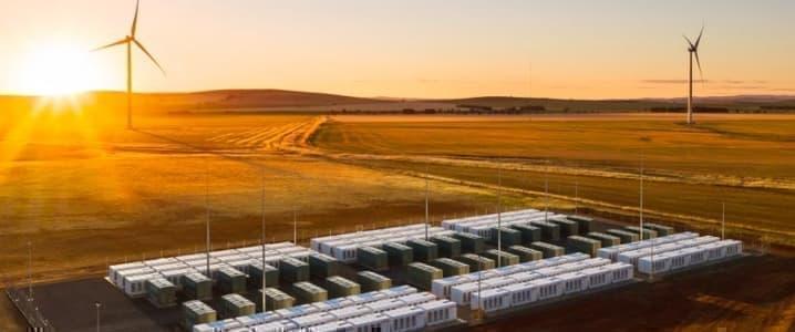 Tesla Battery Australia