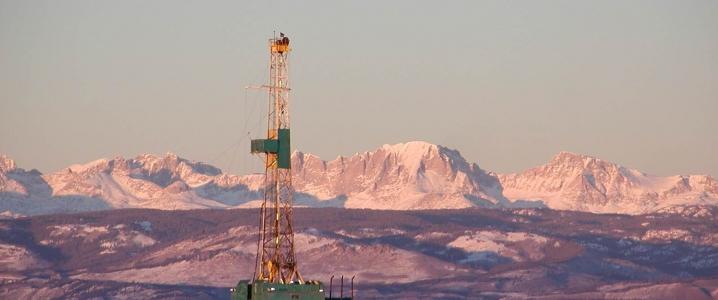 Colorado rig