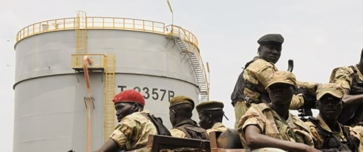 South Sudan Oil