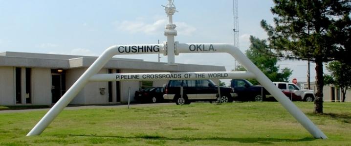 Cushing OK
