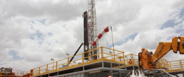 Lokichar basin drilling