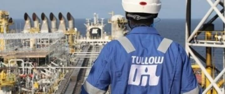 Tullow oil employee