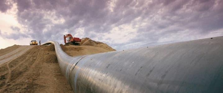 Algeria Pipeline
