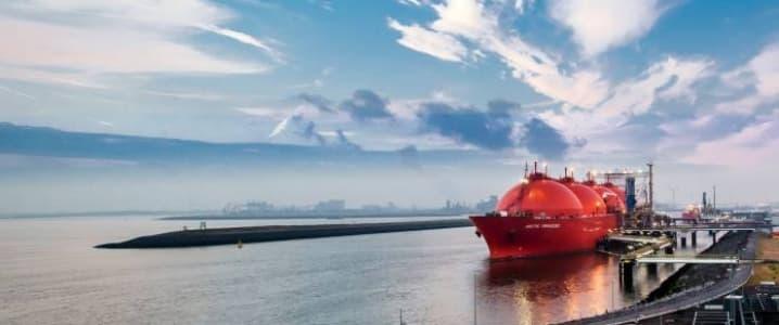 Arctic Princess LNG tanker