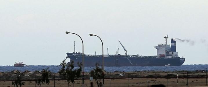 Libya port