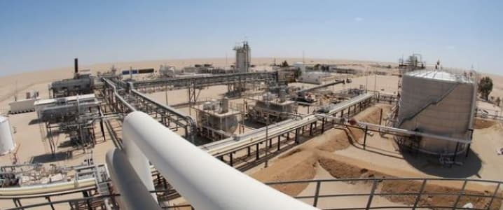 Libyan Oil Facilities
