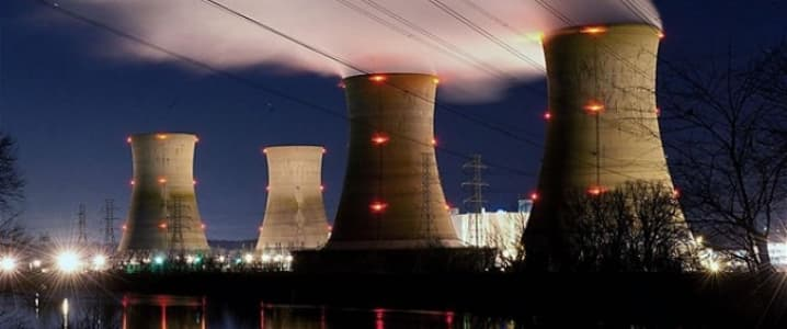 Nuclear plants