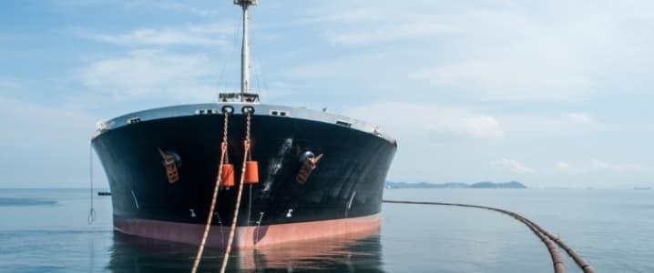 Crude tanker offloading