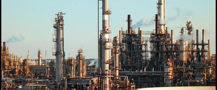 Beaumont refinery