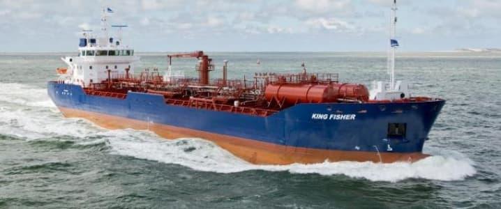 oil tanker small