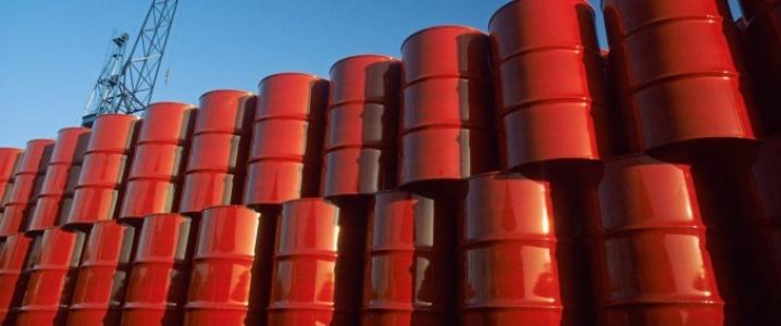India oil barrels