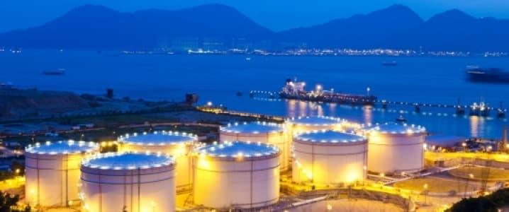 Oil Storage Coast