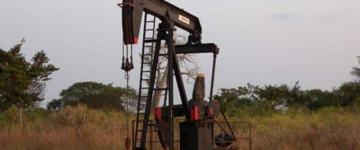 Congo crude