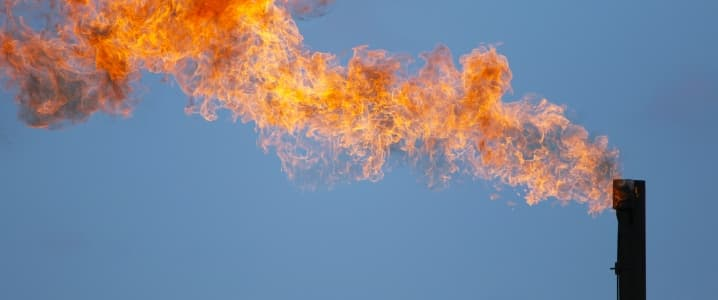 Iran To Stop Gas Flaring At Southern Fields | OilPrice com