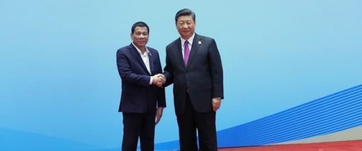 Duterte Xi