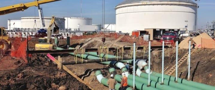 Bridge Tex pipeline