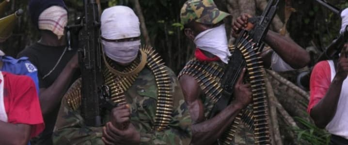 Niger Delta Avengers Nigeria