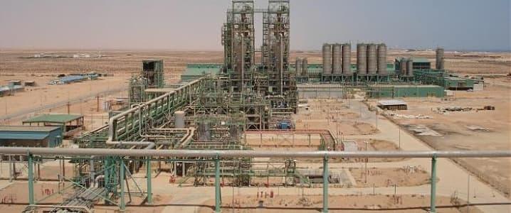 Ras Lanuf Refinery