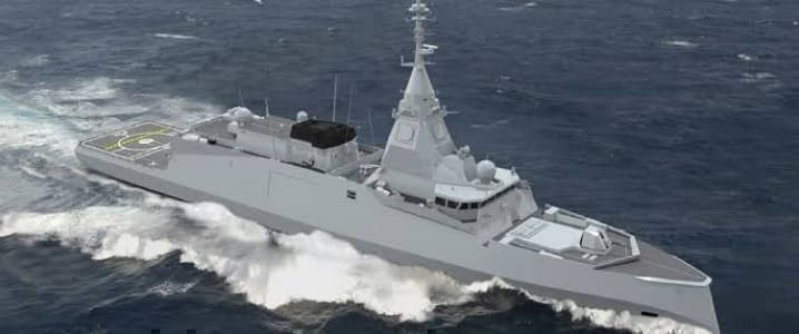Naval radar