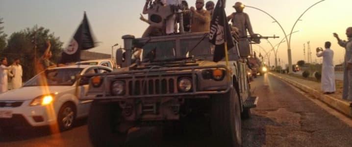 ISIS Vehicle