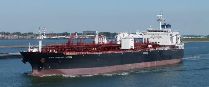 Nave Constellation tanker