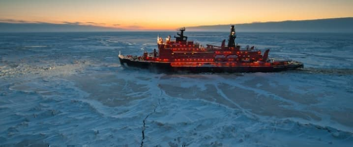 Arctic Oil Project