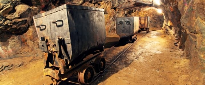 Mining cart Philippines