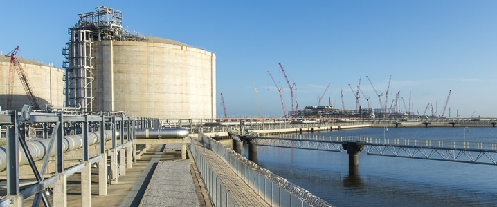 LNG liquefaction