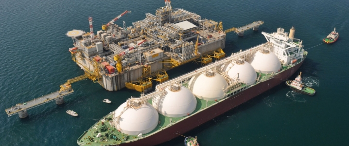 LNG offloading