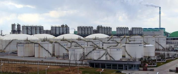 Hengli refinery