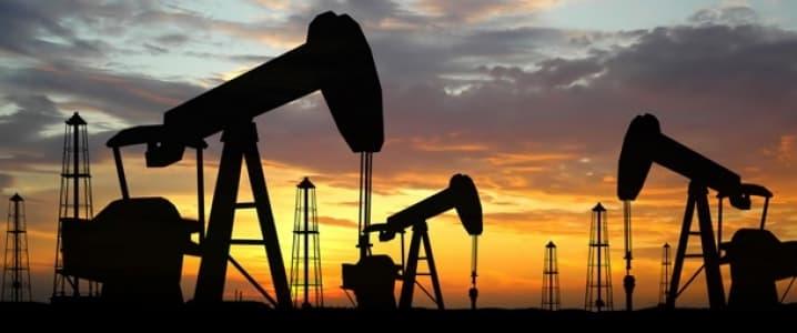 Oil Field Texas